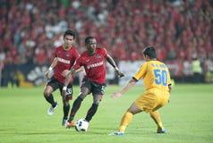 League première thaïe (TPL) Images stock
