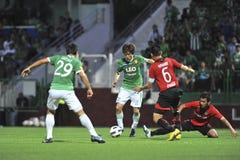 League primera tailandesa 2011 Imagen de archivo
