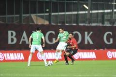 League primera tailandesa 2011 Imagenes de archivo