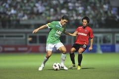 League primera tailandesa (TPL) Fotografía de archivo