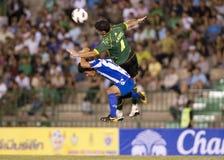 League primera tailandesa (TPL) Imagenes de archivo
