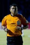 League Referee Chaiya première thaïe Maha Prab Image libre de droits