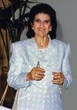Leah Rabin Royalty Free Stock Photo