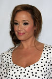 Leah Remini Royalty Free Stock Photography