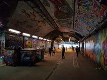 Leake-Straßentunnel Lizenzfreie Stockbilder