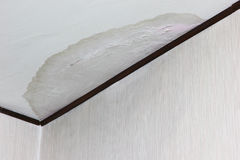 Leaking ceiling royalty free stock images