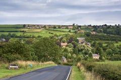 Lealhome North Yorkshire Fotografia de Stock