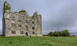 Leamaneh-Schloss, Grafschaft Claire, Irland stockbilder