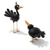 lean сала птиц Стоковое Изображение