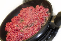 Lean Ground Beef Stock Image