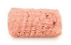 Lean ground turkey Royalty Free Stock Photo