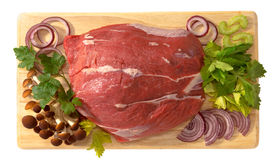 Lean meat Stock Photography