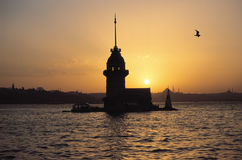 leander πύργος του s Στοκ εικόνα με δικαίωμα ελεύθερης χρήσης