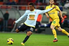 FC Steaua Bucharest - FC Vaslui Stock Images