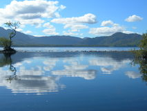 leane λίμνη Στοκ Εικόνες