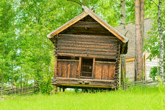 Leaning house Royalty Free Stock Photography