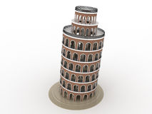 Leaning tower �1 Stock Photography