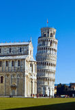 The leaning tower Royalty Free Stock Photography