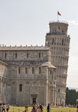 Leaning tower and Duomo, Piazza dei Miracoli, Pisa, Italy Stock Photography