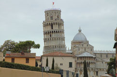 Leaning Tower Of Pisa 4 Royalty Free Stock Photos