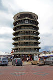 The leaning tower,perak malaysia Royalty Free Stock Photo