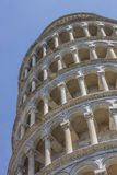Leaning tower at the Piazza Dei Miracoli in Pisa Stock Images