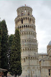 Leaning Tower of Pisa 1 Stock Image
