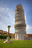 Leaning tower in Pisa Stock Photos