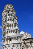 Leaning Tower of Pisa. (Torre di Pisa), Italy Royalty Free Stock Image