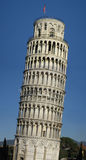 Leaning Tower of Pisa. The famous leaning tower of Pisa Stock Photos