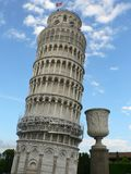 The Leaning Tower of Pisa stock image