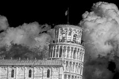 Leaning Tower Pisa Royalty Free Stock Photos