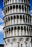 The Leaning Tower Of Pisa (Detail) Stock Images