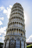 The Leaning Tower Of Pisa. This is a the famous Leaning Tower Of Pisa Stock Images
