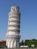 The Leaning Tower of Pisa Royalty Free Stock Photo