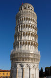 Leaning tower in Pisa, Italy Stock Photography