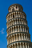 Leaning Tower of Pisa in Italy Royalty Free Stock Photos