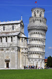 Leaning Tower of Pisa , Italy. Leaning Tower of Pisa , in Italy Stock Image
