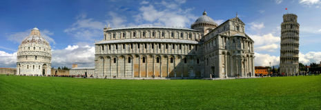 Leaning Tower in Pisa, Italy Stock Image