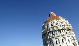 Leaning tower, Pisa Italy Royalty Free Stock Image