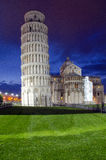 The Leaning Tower, Pisa, Italy royalty free stock photo