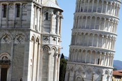 Leaning tower, Pisa, Italy Royalty Free Stock Photography