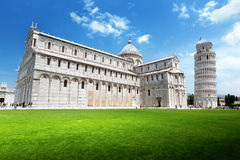 The Leaning Tower, Pisa Stock Photography