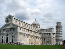 Leaning Tower of Pisa Italy Royalty Free Stock Image