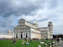 Leaning Tower of Pisa Italy Royalty Free Stock Images