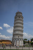 Leaning Tower in Pisa Royalty Free Stock Photos