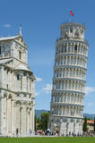 Leaning tower Royalty Free Stock Images
