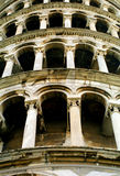 The Leaning Tower, Pisa, Italy. The Leaning Tower in Pisa, Italy Royalty Free Stock Photo