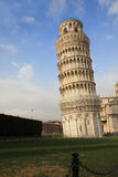 Leaning tower of Pisa,Italy Royalty Free Stock Photos