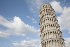 Leaning Tower of Pisa, Italy stock photography